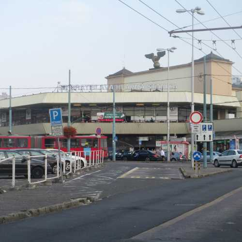 Братислава. Главный железнодорожный вокзал. (16.09.2014)
