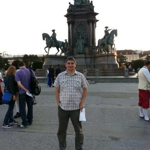 Я в Вене. (17.09.2014)
