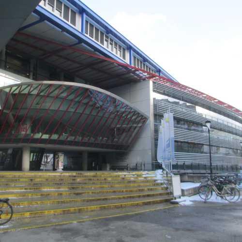 Комплекс зданий Университета Граца. (05.01.2017)