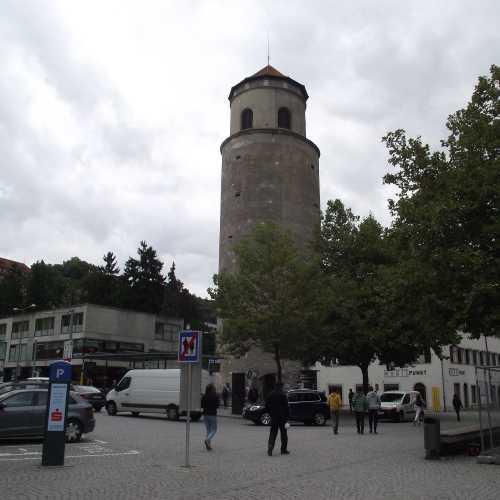 Фельдкирх (Австрия). Кошачья башня. (19.09.2017)