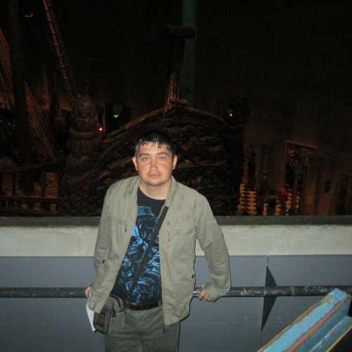 Стокгольм. Музей Васа. (12.07.2013)
