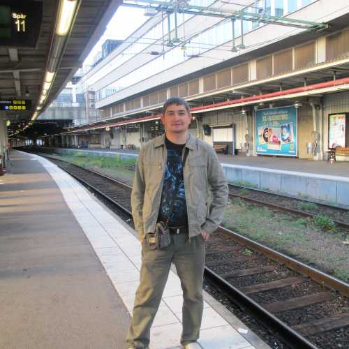 Я в Стокгольме. (13.07.2013)