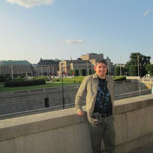 Я в Стокгольме. (11.07.2013)