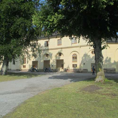 Стокгольм. Около дворца Дроттнингхольм. (12.07.2013)