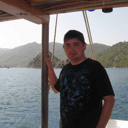 На экскурсии из Мармариса. (июль 2011)
