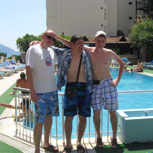 В Мармарисе. (июль 2011)