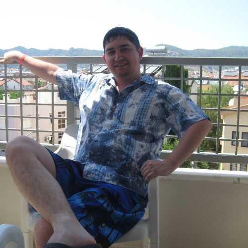 Я в Мармарисе. (июль 2011)