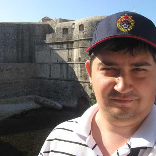 Я в Дубровнике. (июль 2012)