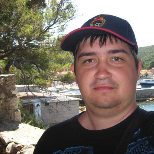 Я в Лопуде. (июль 2012)