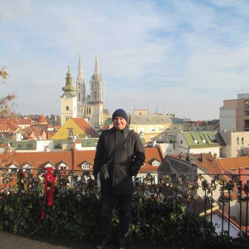 Я в Загребе. (03.01.2017)