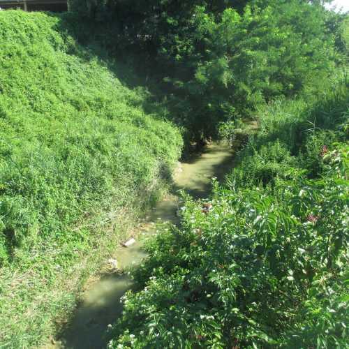 Римини. Река Рубикон. (18.07.2014)