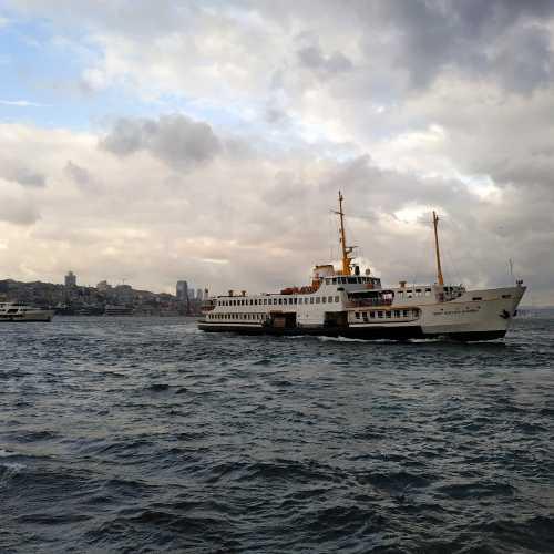 Стамбул. Вид с мыса Сарайбурну. (05.11.2020)