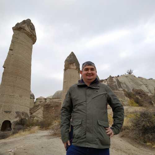 Я и пейзажи Каппадокии. Долина Любви. (06.11.2020)
