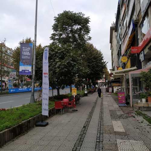 Стамбул. Район Бешикташ. (08.11.2020)