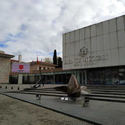 Стамбул. Здание Морского музея. (08.11.2020)