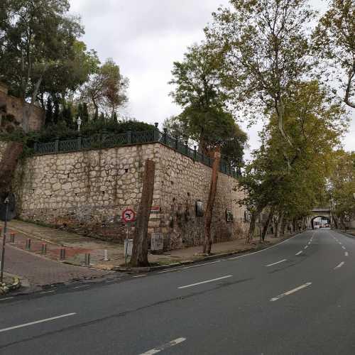 Стамбул. Около парка Йылдыз. (08.11.2020)