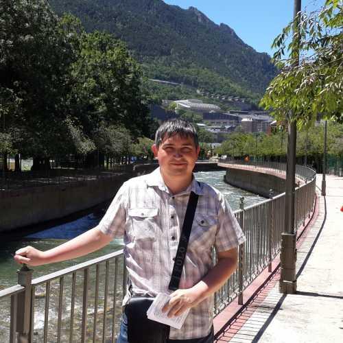 Я в Андорре. (21.06.2016)