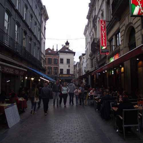 Брюссель. (30.04.2017)