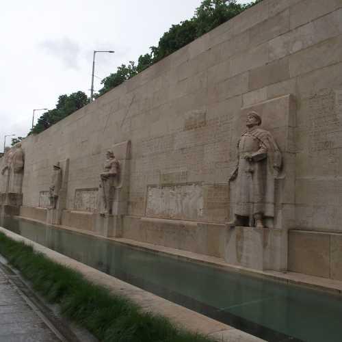 Женева. Стена Реформации. (16.06.2016)