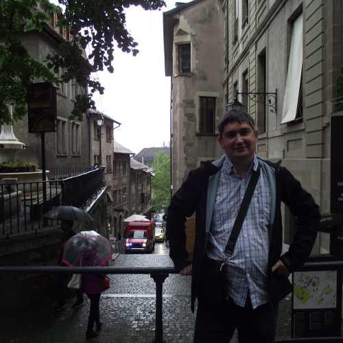 Я в Женеве. (16.06.2016)