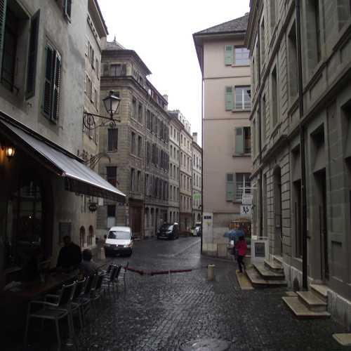 Женева. Улица Grand Rue. (16.06.2016)