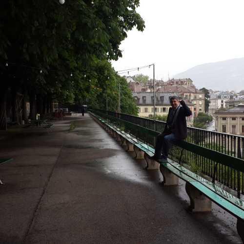 В Женеве. (16.06.2016)