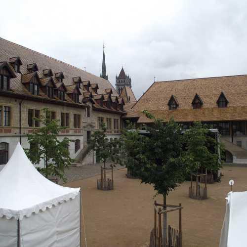 Женева. Колледж Кальвина. (16.06.2016)