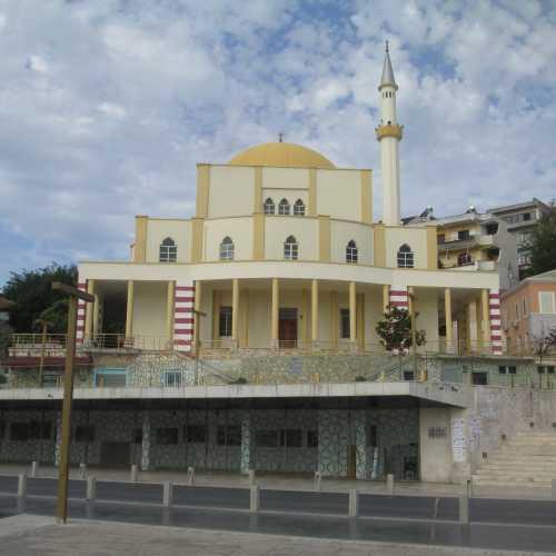Дуррес. Новая мечеть. (06.09.2015)