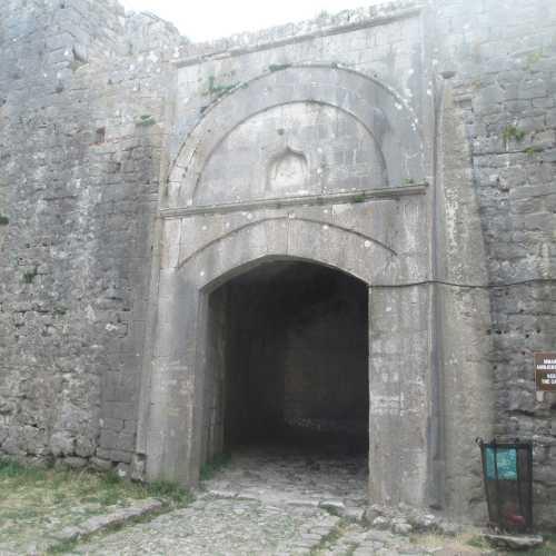 Шкодер. Вход в крепость Розафа. (05.09.2015)