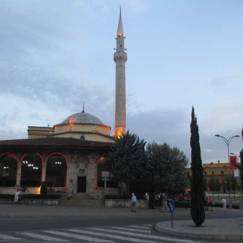 Тирана. Мечеть Эфем-бея. (05.09.2015)