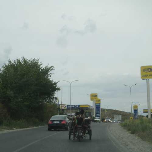 По дороге в Шкодер. (06.09.2015)