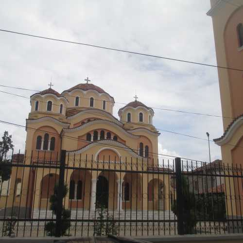 Шкодер. Православная церковь. (06.09.2015)
