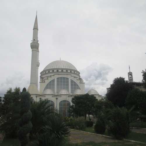 Шкодер. Мечеть шейха Аль-Замиля. (06.09.2015)