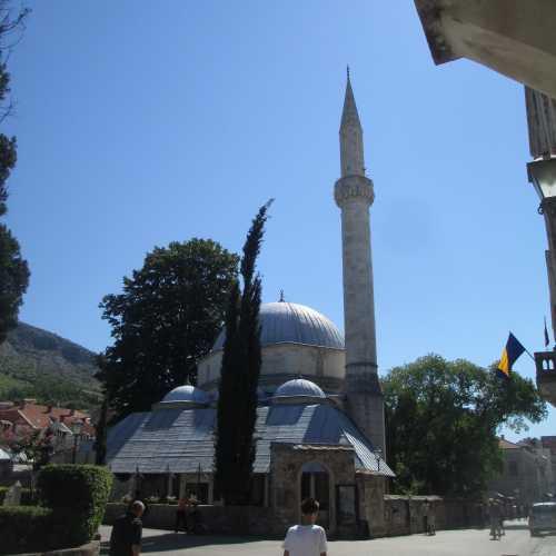 Мостар. Караджозбегова мечеть. (08.09.2015)