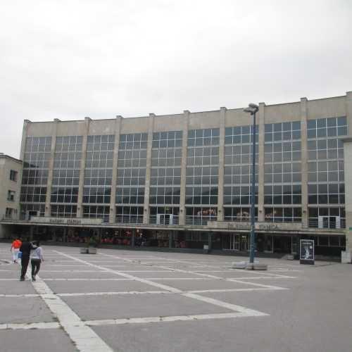 Сараево. Железнодорожный вокзал. (07.09.2015)