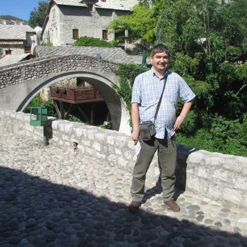 Я в Мостаре. (08.09.2015)