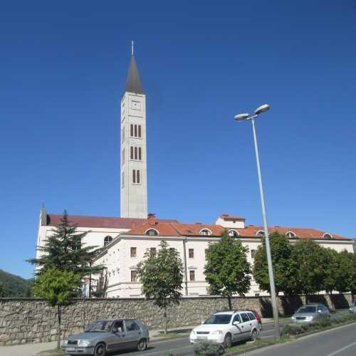 Мостар. Францисканская церковь. (08.09.2015)