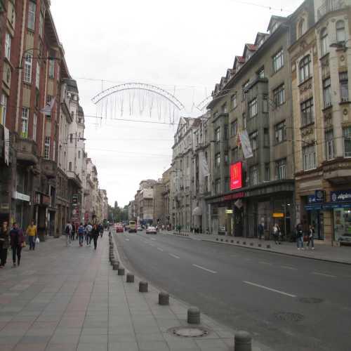 Сараево. Улица Маршала Тито. (07.09.2015)