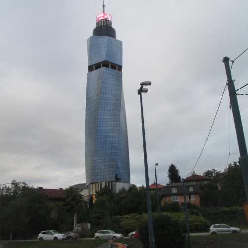 Сараево. Башня Аваз Твист. (07.09.2015)