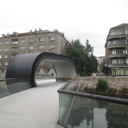 Сараево. Мост Фестина Ленте. (07.09.2015)