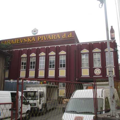Сараевская пивоварня. (07.09.2015)
