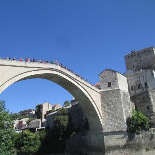 Мостар. Старый мост. (08.09.2015)