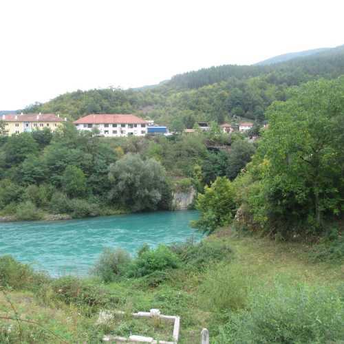 Республика Српска. По дороге в Сараево. (07.09.2015)