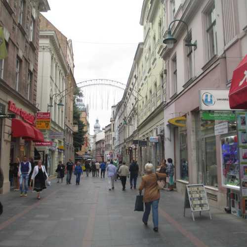 Сараево. Улица Ферхадия. (07.09.2015)