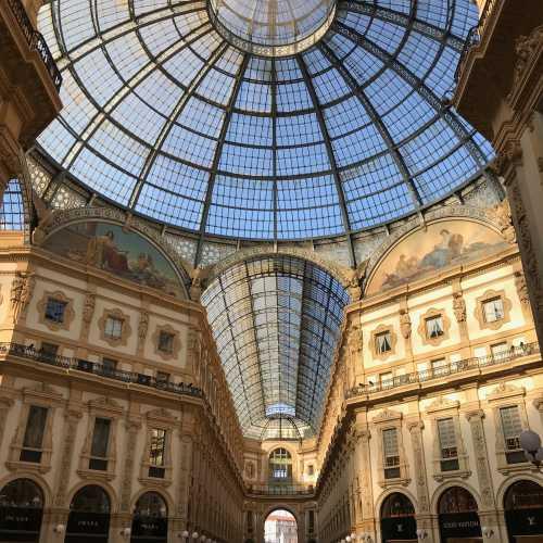Galleria Vittorio Emanuele II, Italy