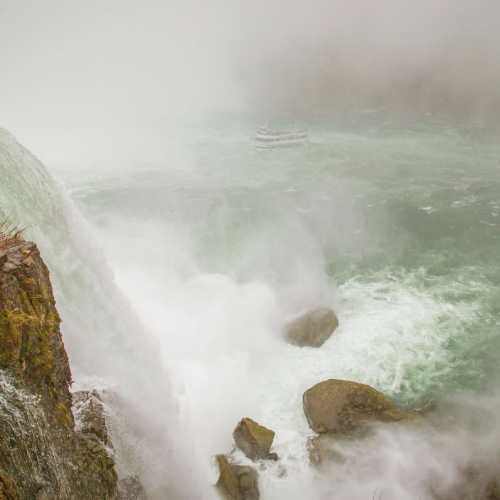 Ниагарский водопад, США