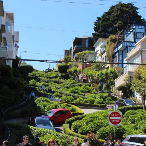 Lombard Street, United States