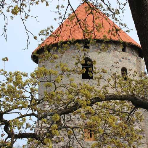 Цесисский замок, Latvia