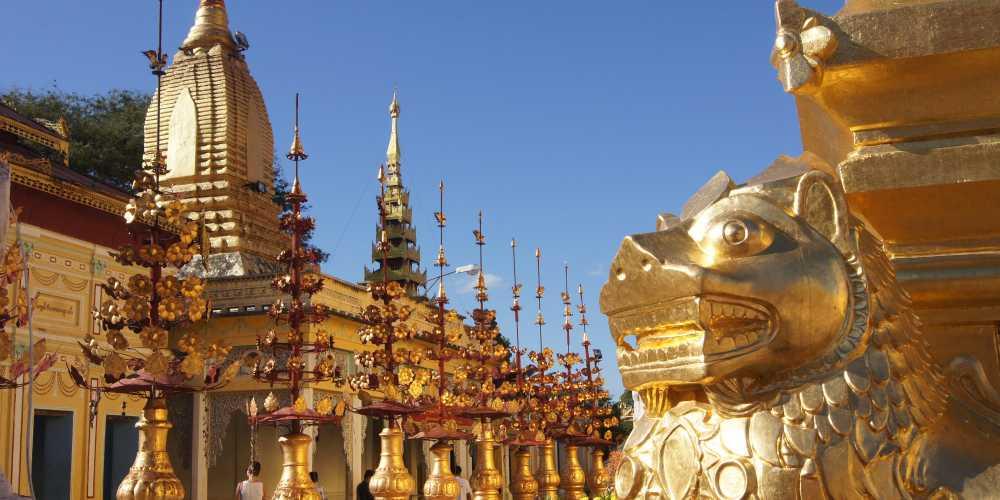 Мьянма (Бирма) фото