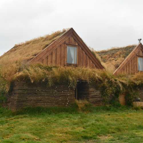 Village. Iceland